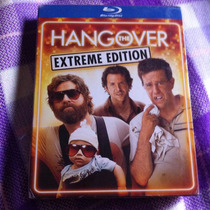 The Hangover - Que Paso Ayer Blu-ray + Cd +album Fotografico