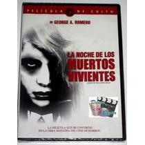 Dvd La Noche De Los Muertos Vivientes!! De George A Romero