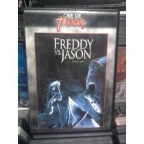 Dvd Freddy Vs Jason Terror Gore Asesino En Serie