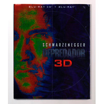 Depredador Edicion Especial , Pelicula Blu-ray 3d + Blu-ray
