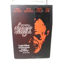 Dvd Import Slayer Casper Van Dien Danny Trejo Terror Horror