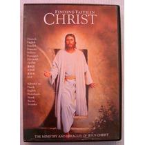 Encontrando A Cristo / Dvd Usado En Ingles