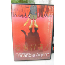 Pelicula Dvd Paranoia Agent Anime U.s.a Movie Import