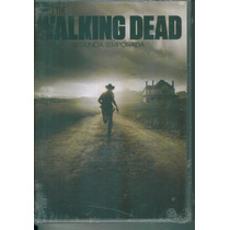 The Walking Dead / Segunda Temporada / Formato Dvd
