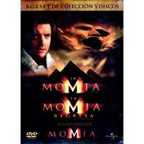 Box Set La Momia / La Momia Regresa - Stephen Sommers