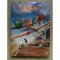 Aviones De Disney Pixar Planes ( Dvd ) Nuevo Lbf