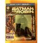 Batman Vs. Robin Steelbook Target/best Buy Blu Ray Exclusivo