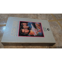 Vhs Star Trek The Collectors Edition 1-2