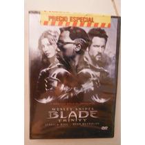 Pelicula Dvd Blade Trininy Wesley Snipes Jessica Biel