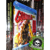 Bluray + Dvd Godzilla 1954 Ed. Europea Region Libre Español
