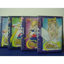 Sailor Moon Complete Series R-s-super S Peliculas Dvd Origin