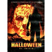 Halloween El Inicio Pelicula Dvd Seminueva Envio Gratis