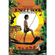 The Jungle Book Mowgli And Baloo Envió Gratis Dvd Seminuevo