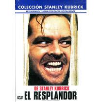 Dvd El Resplandor ( The Shining ) 1980 - Stanley Kubrick / J