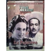Dvd La Pajarera Con Ernesto Alonso Y María Elena Marqués