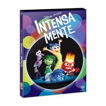 Intensa Mente Inside Out Disney Pixar , Pelicula En Dvd
