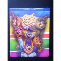 Don Gato Y Su Pandilla ( Bluray + Dvd ) Nuevo