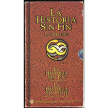 La Historia Sin Fin Boxset De 2 Vhs En Exc Condic 1984 Mdn