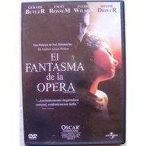 El Fantasma De La Opera Musical De Andrew Lloyd Webber / Dvd