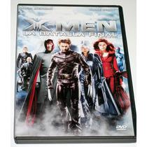 Dvd: X-men 3 La Batalla Final (2006) Css