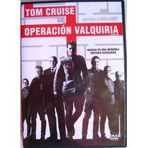 Operacion Valquiria Tom Cruise / Dvd