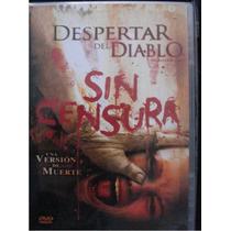 Dvd Pelicula: Las Colinas Tienen Ojos (despertar Del Diablo)