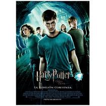 Harry Potter Y La Orden Del Fenix Seminueva