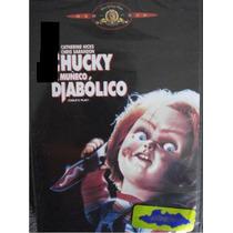 Dvd Pelicula : Chucky El Muñeco Diabolico
