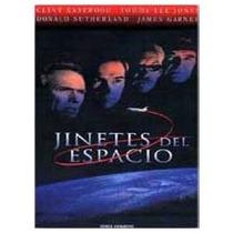 Dvd Jinetes Del Espacio Clint Eastwood De Uso