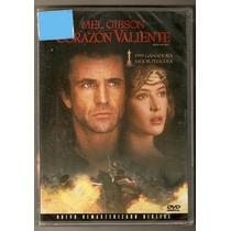 Corazon Valiente Dvd Mel Gibson Articulo Nuevo