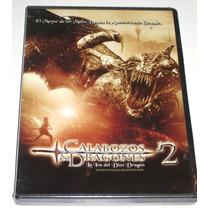 Dvd Calabozos Y Dragones 2: La Ira Del Dios Dragon 2005, Nvd