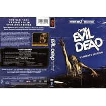 Dvd The Evil Dead El Despertar Del Diablo Sam Raimi Tampico