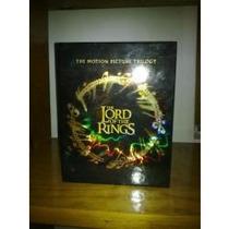 El Señor De Los Anillos Trilogía Blu Ray Al Mejor Precio!!!!