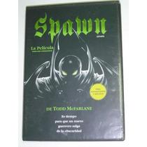 Spawn La Pelicula (dibujos Animados)