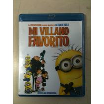 Mi Villano Favorito ( Bluray + Dvd) Nuevo