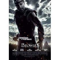 Beowulf / Anthony Hopkins / Angelina Jolie / Dvd Usado