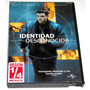 Dvd Identidad Desconocida / The Bourne Identity (2002) Css