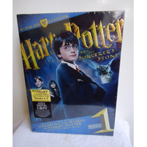 Harry Potter Y La Piedra Filosofal, Ultimate Edition En Dvd
