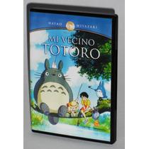 Mi Vecino Totoro Studio Ghibli Dvd Original Mn4