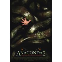Anaconda 2 Pelicula Seminueva Excelente Estado