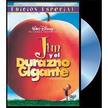 :: Jim Y El Durazno Gigante :: De Tim Burton :: Dvd