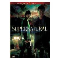 Supernatural Primera Temporada Dvd Nuevo Envio Gratis
