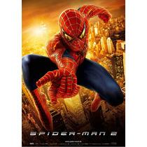 Spider Man 2 Pelicula Seminueva ¡¡excelente Estado!!
