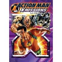 Action Man X Missions La Pelicula Seminueva Excelente Estado