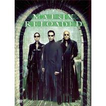 Pelicula Dvd Matrix Reloaded Seminueva Excelente Estado