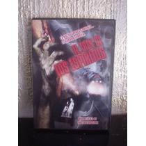 El Tren De Los Espiritus, Terror 100% Original Movie Dvd