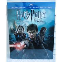 Harry Potter, Año 7.2 Las Reliquias De La Muerte Parte 2 Bd
