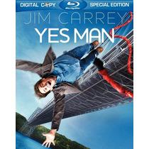 Si Señor (yes Man) Jim Carrey ( Bluray )