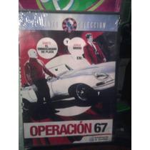 Santo Operación 67 Lucha Libre Enmascarado De Plata