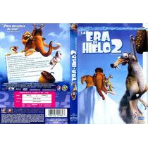 Dvd Infantil Niños La Era Del Hielo 2 Ice Age Disney Tampico